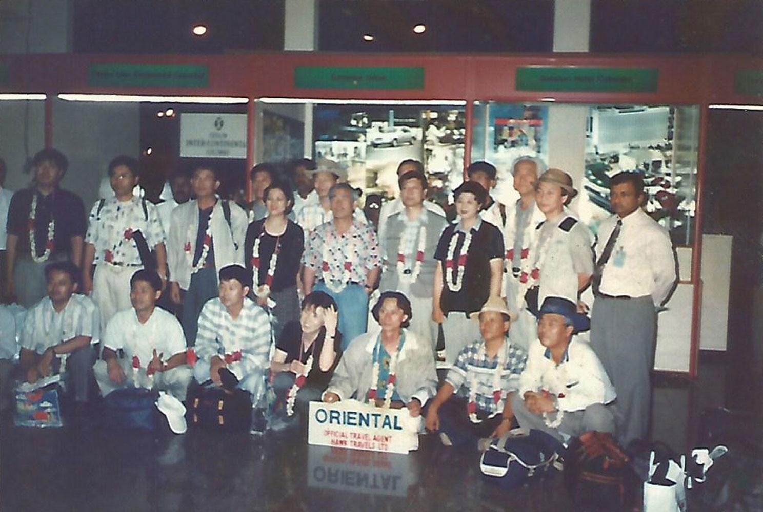 Korean Buddhist Tour